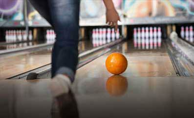 Enjoy Playing Bowling in Pin Strikes, Macon