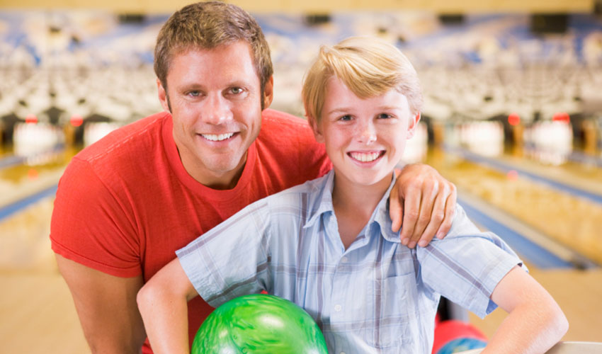 Family Bowling Package at Macon Entertainment Center