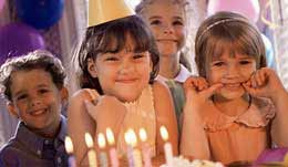 Macon Entertainment Center offering Birthday Party Package